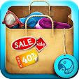 Shopping Mall Hidden Object Game – Fashion Story icon