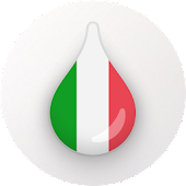 Learn Italian language and words for free – Drops Icon