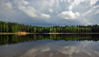 Photo: Lake Rääkjärv, Kurtna, Estonia.