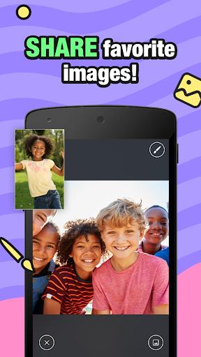 JusTalk Kids - Safe Video Chat and Messenger 0.9.13 screenshots 5