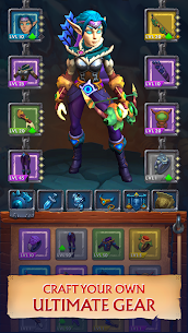 Never Ending Dungeon – IDLE RPG Apk Download For Android and Iphone 2