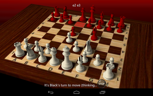 3D Chess Game screenshot 21