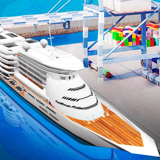Big Cruiser Ship Simulator app (apk) free download for Android/PC/Windows