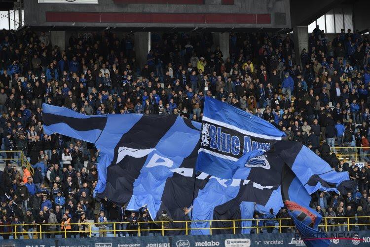 Fans Club Brugge zijn het beu en ondernemen vanavond actie voor de match tegen Lokeren