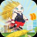 Super Dragon Z Adventure Rush icon