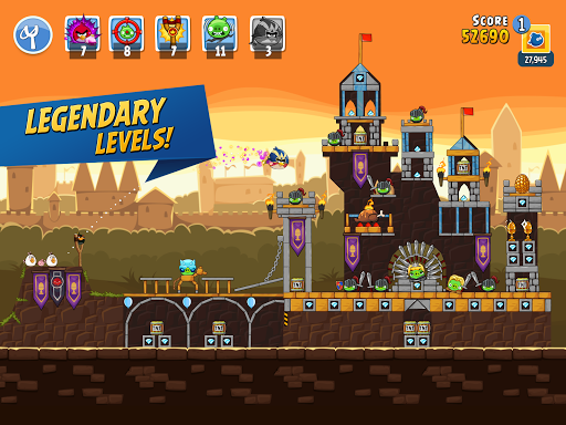 Angry Birds Friends screenshot 9