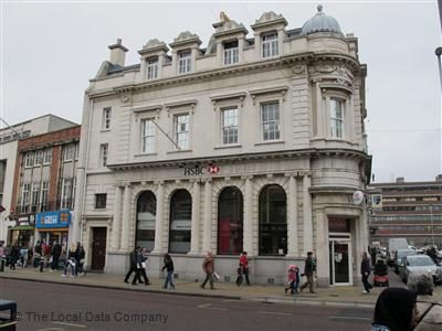 HSBC on Commercial Road - Banks & Other Financial