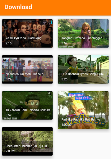 Video Player For HD Video 1.0 screenshots 2