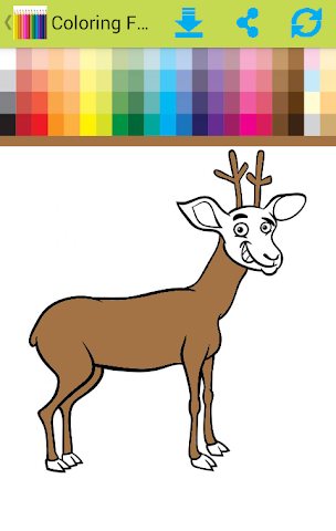 android Coloring For Children Screenshot 6