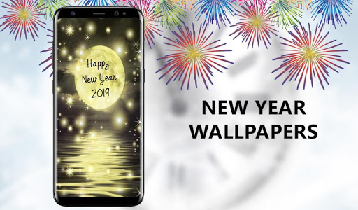 New Year Wallpaper 2019 ud83cudf89 Happy New Year GIF 2019 1.1 screenshots 11