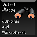Detect Hidden Cameras and Microphones- Detect Bugs icon