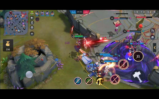 Champions Legion   5v5 MOBA screenshot 16