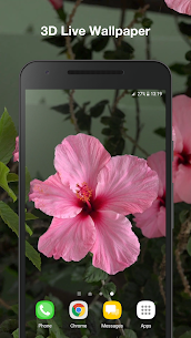 Beautiful Flowers Live Wallpaper 1.2 Mod Android Updated 1