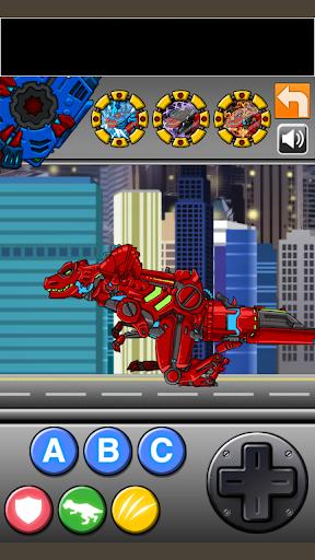 Transform Dino Robot - General Mobilization  screenshots 19