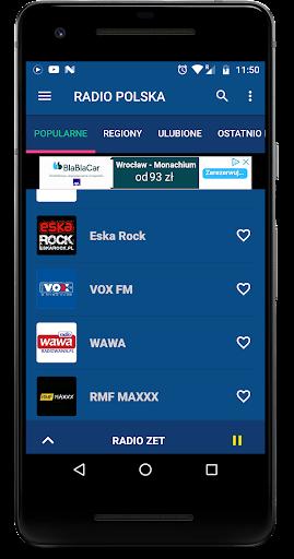 Polskie stacje radiowe ud83cuddf5ud83cuddf1  screenshots 2