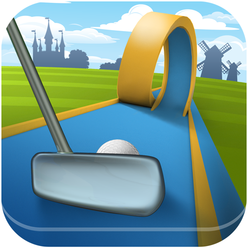 Golf Clash - ライブ マルチプレイヤー 體育競技 App LOGO-APP開箱王