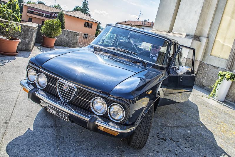 Alfa Giulia di Doriana Frau