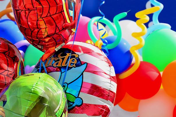 Palloncini in festa di Gianni.Saiani  Photos