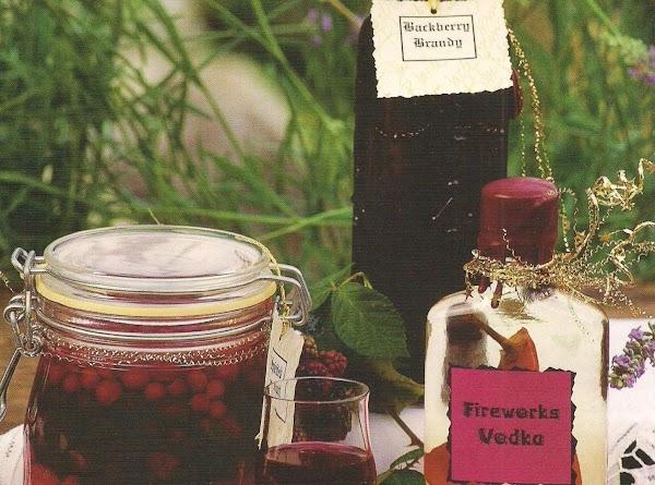 Fireworks Vodka Recipe