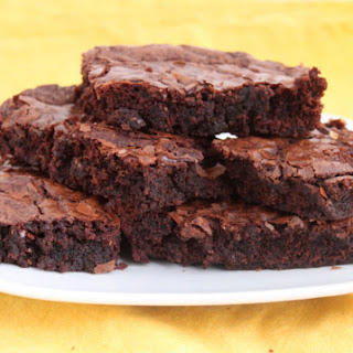 Coffee Toffee Brownies