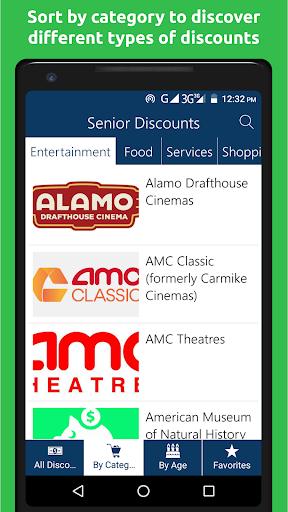 Senior Discounts + Coupons Free 1.7 app download 2
