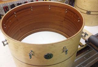Photo: montáž HW bubnů