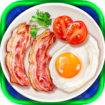 Breakfast - Bacon & Egg Maker Icon