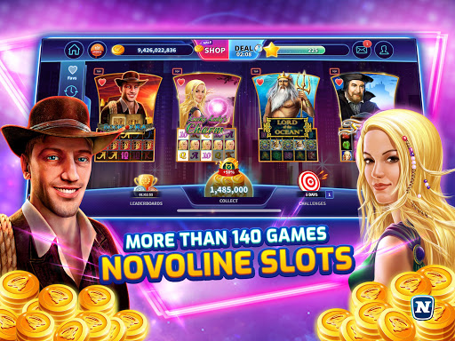 GameTwist Casino Slots: Play Vegas Slot Machines 5.21.1 screenshots 6