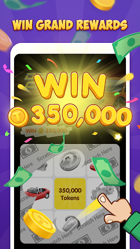 Daily Scratch - Win Reward for Free 1.1.3 screenshots 2