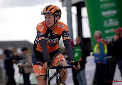Jolien D'hoore impuissante au sprint, la dernière étape du Madrid Challenge pour une Australienne