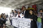 社民連曾健成入稟高等法院司法覆核律政司不檢控梁振英及周浩鼎之決定