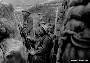 Photo: A Front Line Trench On The Western Front