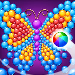 Bubble Shooter - Flying Pop