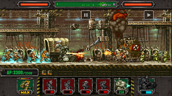METAL SLUG DEFENSE (Unlimited MSP/Medals/BP)
