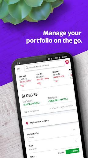 Yahoo Finance 10.3.2 Paidproapk.com 1