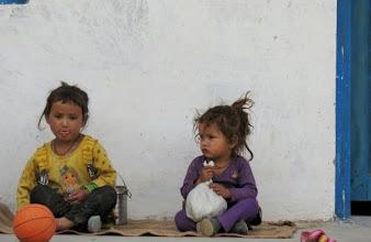 Photo: village kids