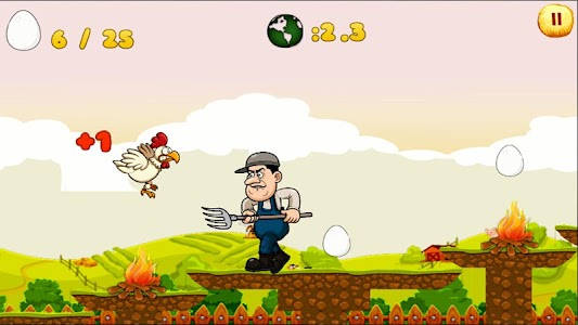 Chicken Run screenshot 7