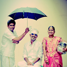 Wedding photographer Saravanakumar Raj (raj). Photo of 20.01.2014