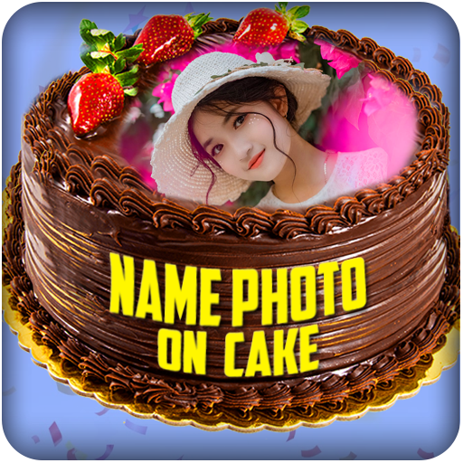 Phenomenal Name Photo On Birthday Cake Happy Birthday App Apps On Google Play Funny Birthday Cards Online Sheoxdamsfinfo