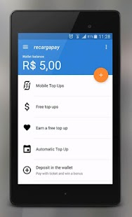 RecargaPay: Top up your mobile- screenshot thumbnail