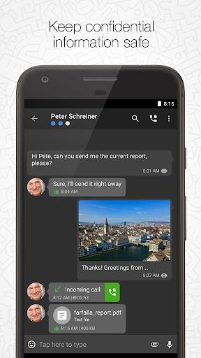Threema Work Apk apps 2
