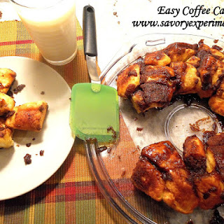 Easy Coffee Cake (Monkey Bread)