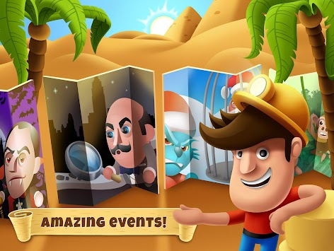 Diggy's Adventure APK screenshot thumbnail 10