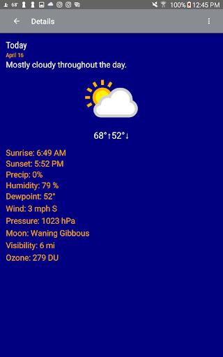 What The Forecast?!! screenshot 12
