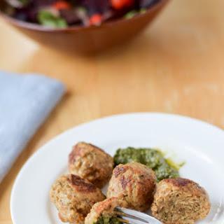 Especially Delicious Chicken Meatballs