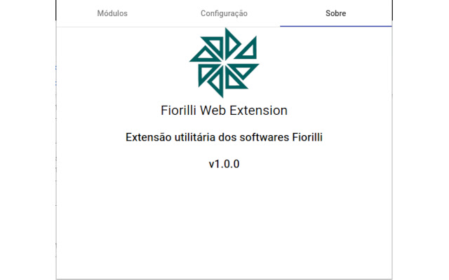 Fiorilli Web Extension