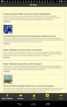 Beach Volleyballのおすすめ画像3