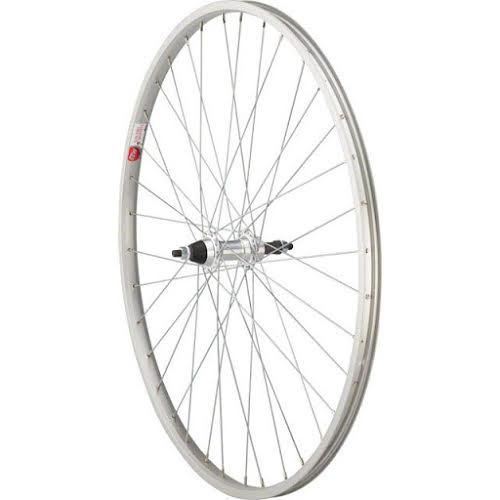 Sta-Tru Rear Wheel 700x35mm Bolt-On with 36 Spokes 5-8 Speed
