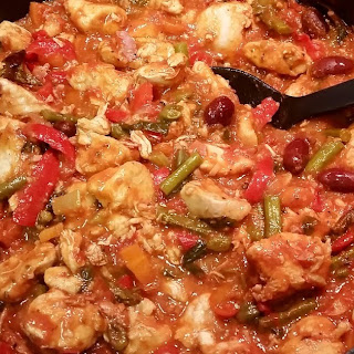 Hunter's Stew (Chicken Cacciatore)