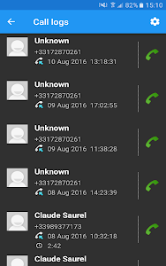 Rotary Dialer Pro screenshot 8